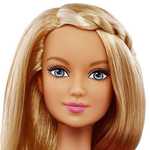 Barbie - Fashionistas 28 - Tall - Muñeca en en Vestido Floral Negro