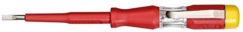 Gedore 4615 3 - Comprobador de tensión 220-250V, 3 mm