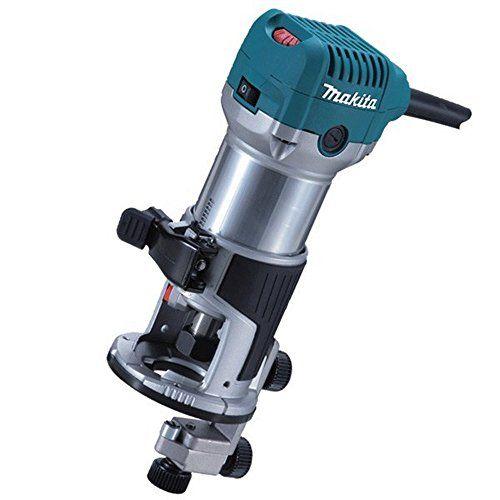 Makita RT0700C – Fresadora eléctrica (710 Watios) Bricolaje y herramientas