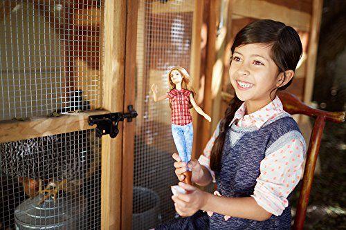 Barbie - Muñeca granjera
