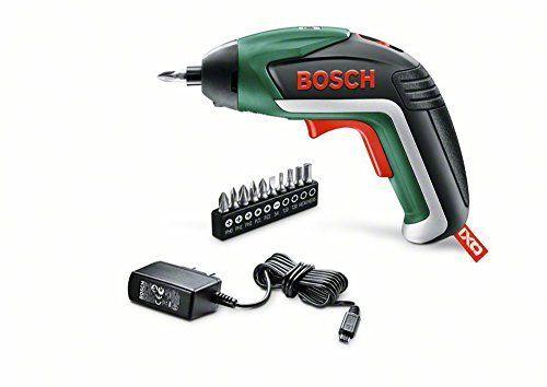 Bosch  06039A8000 – Atornillador de litio IXO V (3,6 V, 1,5 Ah, 10 Bricolaje y herramientas
