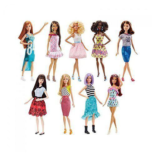 Barbie Fashionista Surtido (Mattel DGY54)