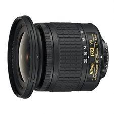 Nikon AF de p DX NIKKOR 10–20mm 1: 4.5–5.6G VR Objetivos para Cámaras