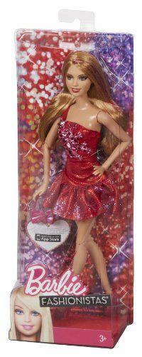 Barbie - Fashionistas: muñeca (Mattel Y7491)