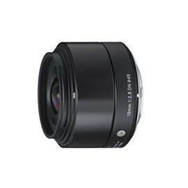 Sigma 19 mm F2.8 DN SE ART - Objetivo para cámaras digitales sin