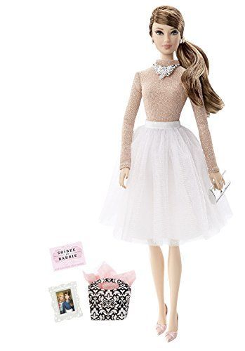 Barbie - Muñeca fashion - party (Mattel DGY13)