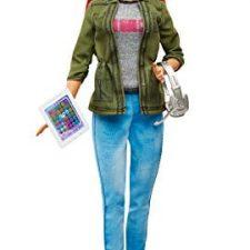 MATTEL Barbie dmc33–Barbie spielee Twick lerin Barbie