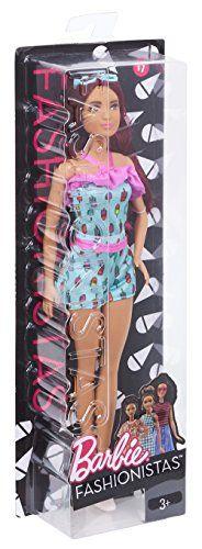 Mattel FGV01 muñeca - muñecas (Multicolor, Femenino, Chica, Barbie,