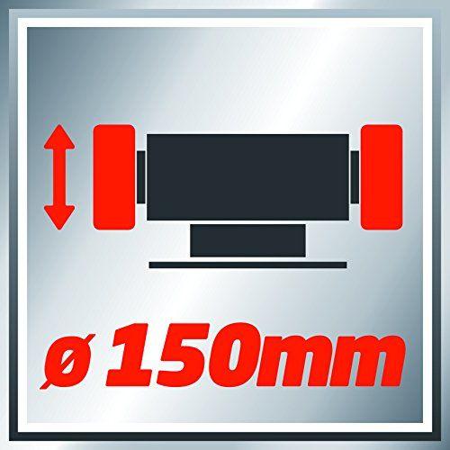 Einhell TH-BG 150 - Esmeriladora (disco 150 mm)