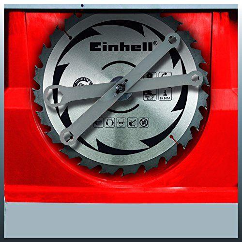 Einhell TC-TS 2025/1 U sierra circular de mesa (1800 W, hoja de sierra