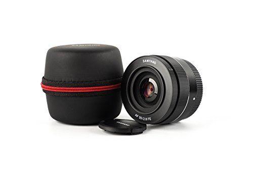 Samyang SA7021 – Objetivo para cámaras digitales sin espejo Sony E