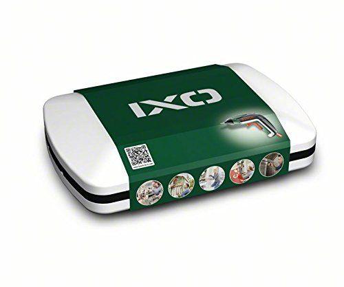 Bosch  06039A8000 - Atornillador de litio IXO V (3,6 V, 1,5 Ah, 10