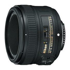 Nikon AF-S 50mm F1.8 G – Objetivo para Nikon (distancia focal fija