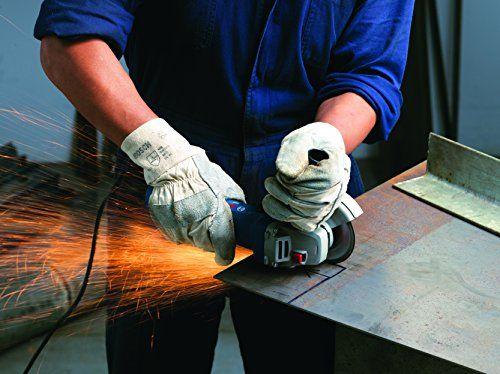 Bosch Profesional Amoladora GWS 7-125 – Caja de cartón (potencia: 720