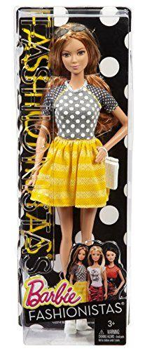Barbie - Muñeca fashionista, Summer (Mattel CFG16)