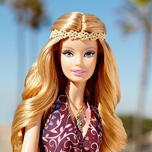 Barbie - Muñeca fashion (Mattel DGY12)