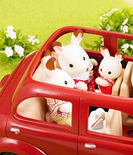 Sylvanian Families – Maqueta de coche (EPOCH 4611)