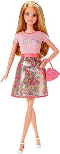 Barbie – Muñeca Fashionista 3 (Mattel CLN60)