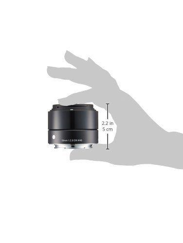 Sigma 19 mm F2.8 DN SE ART – Objetivo para cámaras digitales sin