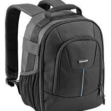 Cullmann Panama BackPack 200 – Mochila para cámara, color negro Accesorios Fotografía