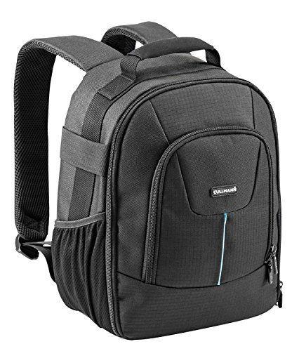 Cullmann Panama BackPack 200 – Mochila para cámara, color negro