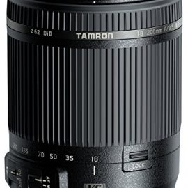 Tamron AF 18-200 mm F/3.5-6.3 XR Di II VC – Objetivo para cámara