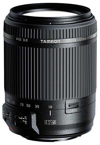 Tamron AF 18-200 mm F/3.5-6.3 XR Di II VC - Objetivo para cámara