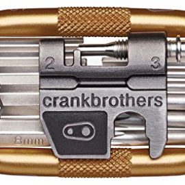 Crank Brothers Multi-19 - Herramientas para bicicletas dorado dorado