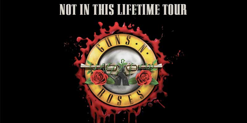 Guns N' Roses confirman conciertos en Download Festival Madrid y Barcelona