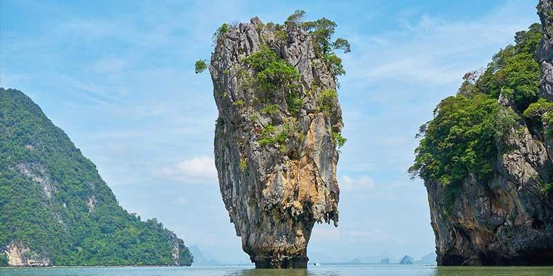 Isla de Ko Tapu