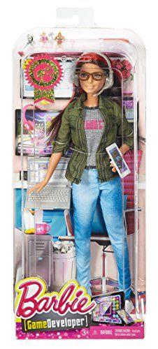 MATTEL Barbie dmc33–Barbie spielee Twick lerin