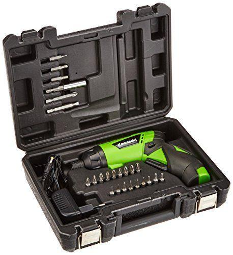 Kawasaki 603010121 – Destornillador inalámbrico Bricolaje y herramientas