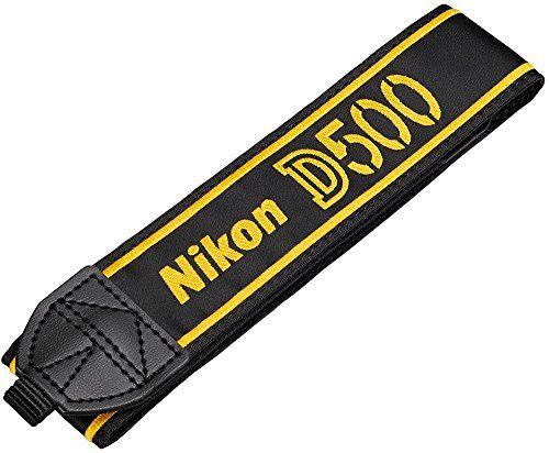 Nikon D500 - Cámara digital (20.9 MP, montura F, 10 fps, 4K), color