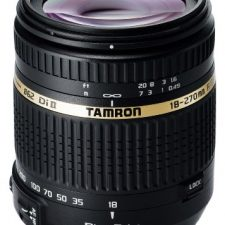 Tamron 18-270 mm Di II VC PZD – Objetivo para Nikon (18-270 mm, Objetivos para Cámaras