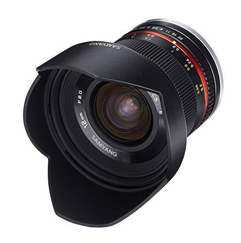 Samyang F1220506101 – Objetivo fotográfico CSC-Mirrorless para Sony E