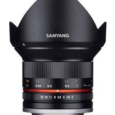 Samyang F1220506101 – Objetivo fotográfico CSC-Mirrorless para Sony E Objetivos para Cámaras