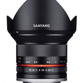 Samyang F1220506101 - Objetivo fotográfico CSC-Mirrorless para Sony E