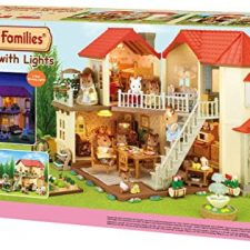 Sylvanian Families – City House with Lights Sylvanian Families