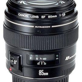 Canon EF 85MM F/1.8 USM - Objetivo para Canon (distancia focal fija