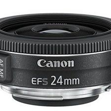Canon Pancake 9522B005AA EF-S 24mm f/2.8 STM Objetivos para Cámaras