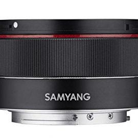 Samyang SA7021 - Objetivo para cámaras digitales sin espejo Sony E