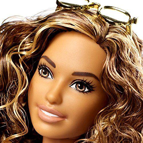 Barbie - Fashionistas 67 - Tall - Muñeca en Vestido Rosa
