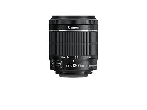 Canon EF-S 18-55mm f/3.5-5.6 IS STM - Objetivo para Canon