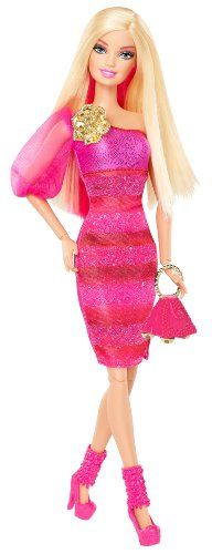 Barbie - Fashionistas: muñeca Barbie 1 (Mattel CCC06)