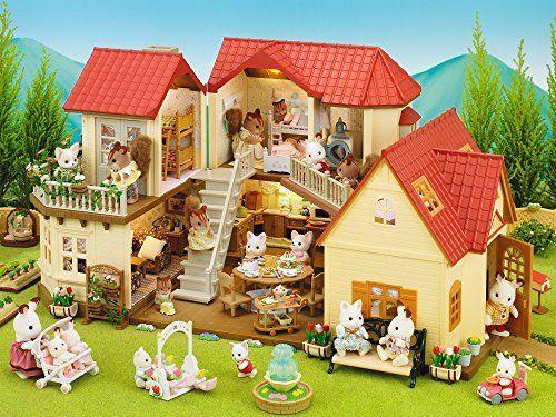 Sylvanian Families – Casa de campo básica (Epoch Para Imaginar 5242)