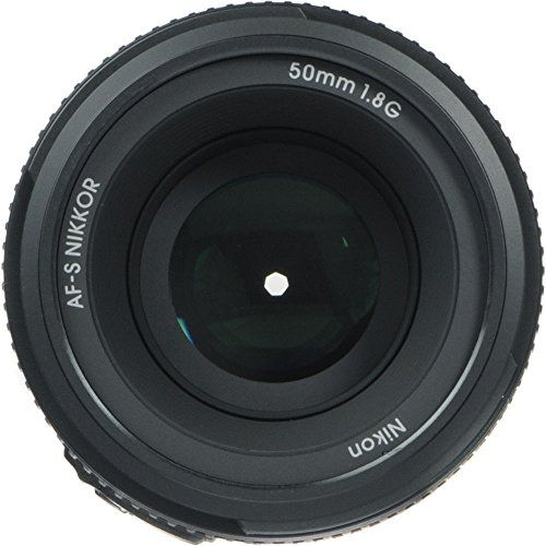 Nikon AF-S 50mm F1.8 G - Objetivo para Nikon (distancia focal fija