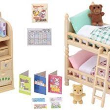 Sylvanian Families – Muebles habitación niños (Epoch para Imaginar Sylvanian Families