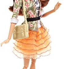 Mattel Barbie – Muñeca fashion, moda de lujo (DHD86) Barbie