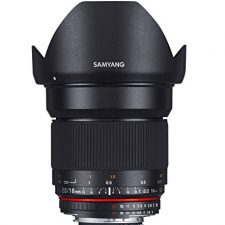 Samyang F1120704101 – Objetivo fotográfico DSLR para Pentax Objetivos para Cámaras