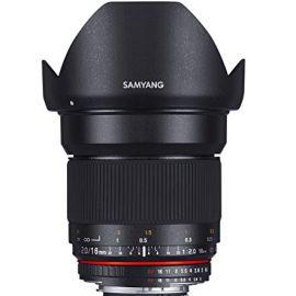 Samyang F1120704101 - Objetivo fotográfico DSLR para Pentax